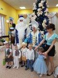 Рождественские праздники  стартовали  в «Созвездии»