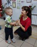 Малыши «Созвездия» поздравили женщин с 8 марта